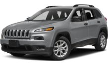 Colors, options and prices for the 2016 Jeep Cherokee