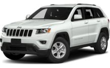 Colors, options and prices for the 2015 Jeep Grand Cherokee
