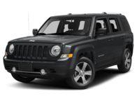 Brief summary of 2017 Jeep Patriot vehicle information