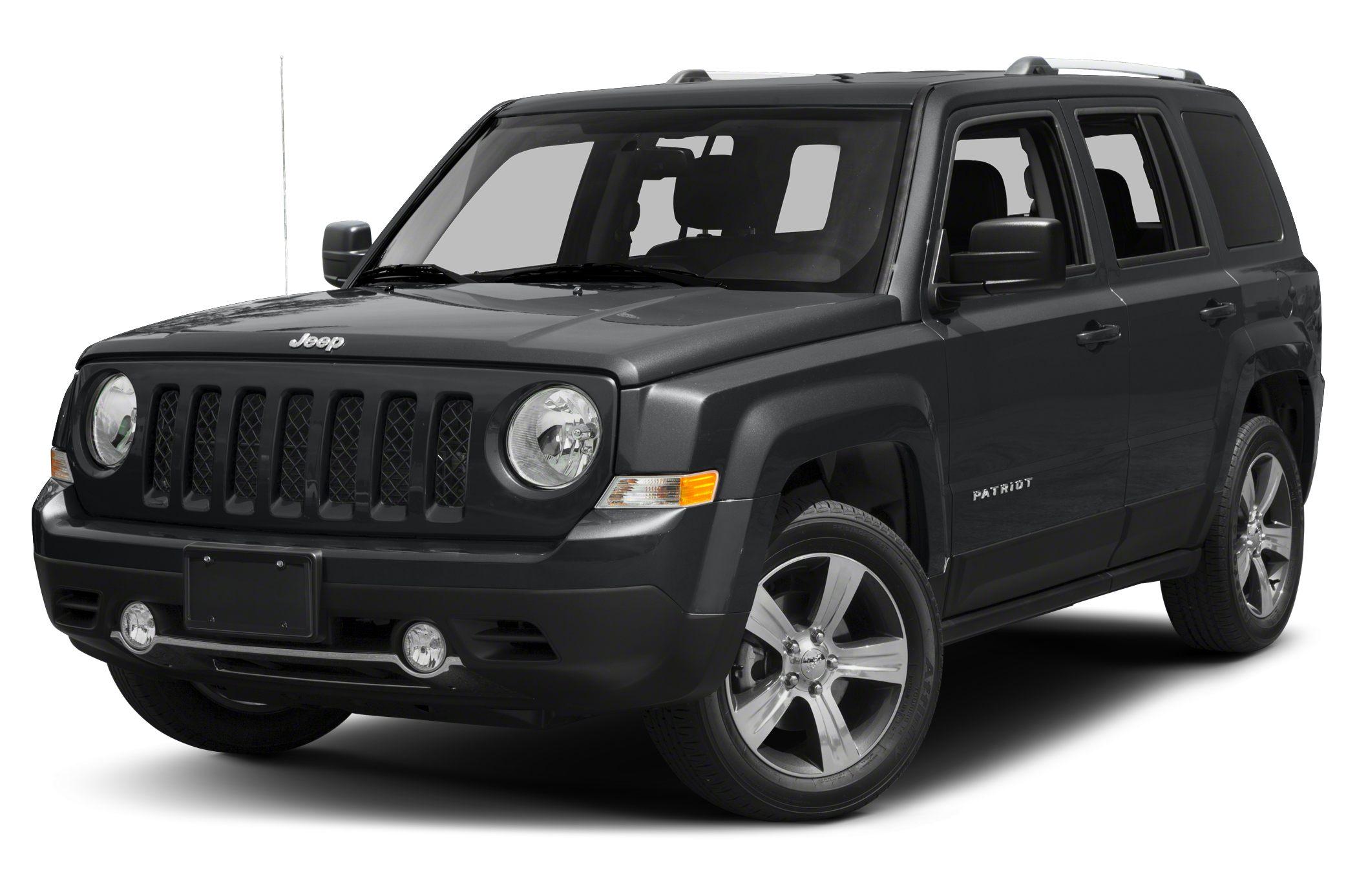 2017 Jeep Patriot Reviews, Specs and Prices   Cars.com