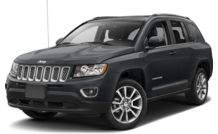 Colors, options and prices for the 2016 Jeep Compass