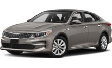 Colors, options and prices for the 2016 Kia Optima