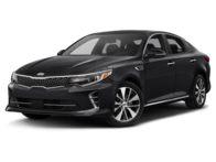 Brief summary of 2016 Kia Optima vehicle information