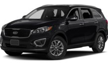 Colors, options and prices for the 2016 Kia Sorento