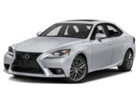 Brief summary of 2017 Lexus IS 300 vehicle information