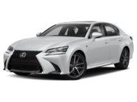 Brief summary of 2016 Lexus GS 350 vehicle information