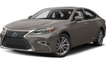 Colors, options and prices for the 2016 Lexus ES 300h