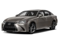 Brief summary of 2018 Lexus GS 300 vehicle information