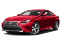 Brief summary of 2016 Lexus RC 200t vehicle information
