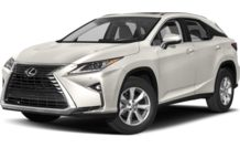 Colors, options and prices for the 2016 Lexus RX 350