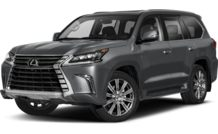 Colors, options and prices for the 2016 Lexus LX 570