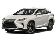 Brief summary of 2018 Lexus RX 450h vehicle information