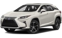 Colors, options and prices for the 2016 Lexus RX 450h