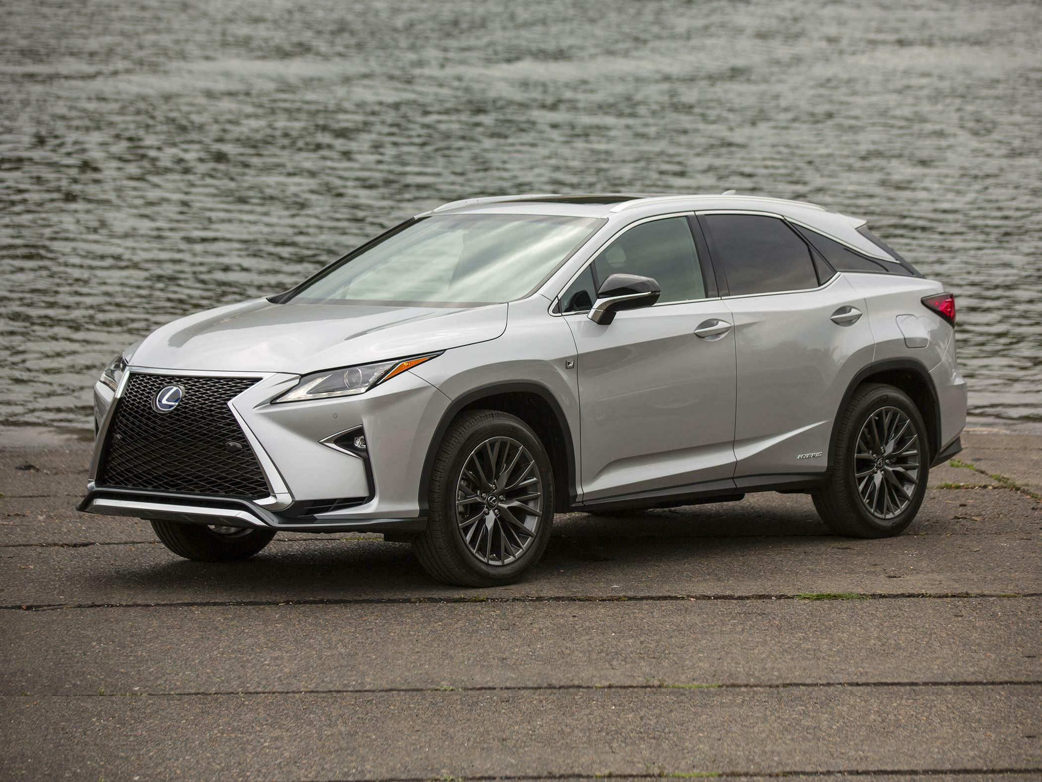 Lexus RX 450h Reviews, Specs and Prices   Cars.com