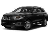 Brief summary of 2016 Lincoln MKX vehicle information