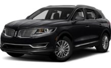 Colors, options and prices for the 2016 Lincoln MKX