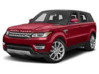 Brief summary of 2018 Land Rover Range Rover Sport vehicle information