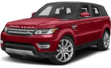 Colors, options and prices for the 2016 Land Rover Range Rover Sport