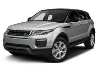 Brief summary of 2016 Land Rover Range Rover Evoque vehicle information