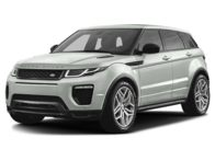 Brief summary of 2016 Land Rover Range Rover Evoque vehicle information