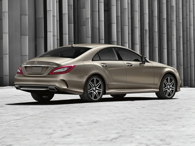 2017 mercedes benz cls 550 reviews specs and prices for Mercedes benz cls 300 coupe