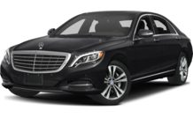 Colors, options and prices for the 2016 Mercedes-Benz S-Class