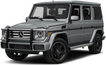 Colors, options and prices for the 2016 Mercedes-Benz G