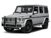 Brief summary of 2017 Mercedes-Benz G-Class vehicle information