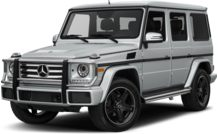Colors, options and prices for the 2016 Mercedes-Benz G-Class