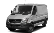 Colors, options and prices for the 2016 Mercedes-Benz Sprinter-Class