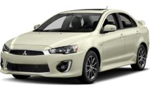 Colors, options and prices for the 2016 Mitsubishi Lancer