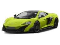 Brief summary of 2016 McLaren 675LT vehicle information