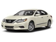 Brief summary of 2018 Nissan Altima vehicle information