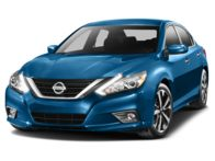 Brief summary of 2016 Nissan Altima vehicle information