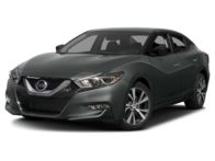 Brief summary of 2016 Nissan Maxima vehicle information