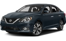 Colors, options and prices for the 2016 Nissan Sentra