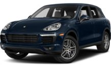 Colors, options and prices for the 2016 Porsche Cayenne