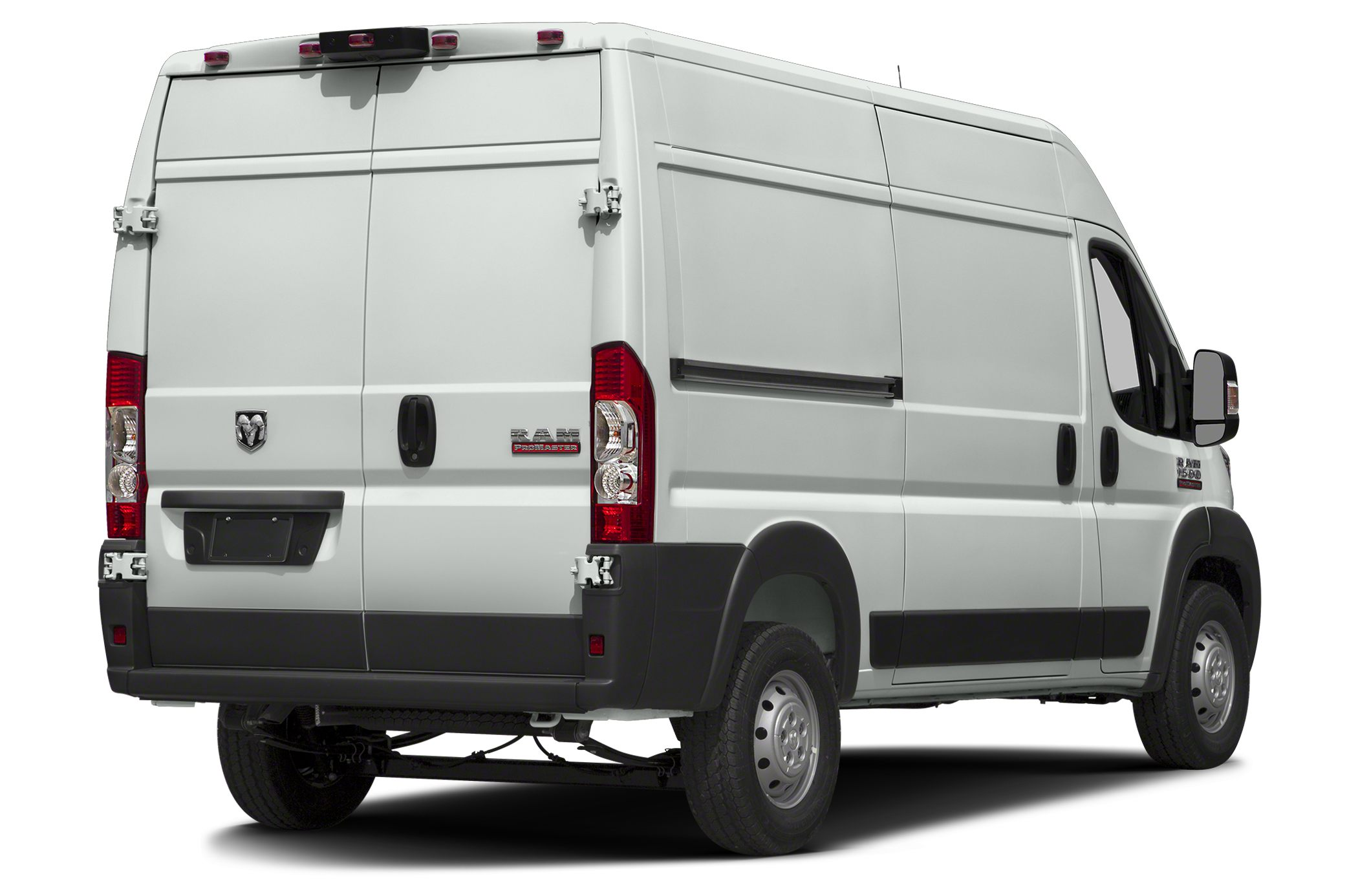2015 Dodge Promaster >> 2017 RAM ProMaster 1500 Reviews, Specs and Prices | Cars.com