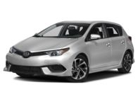 Brief summary of 2016 Scion iM vehicle information