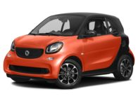 Brief summary of 2016 smart fortwo vehicle information
