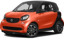Colors, options and prices for the 2016 smart fortwo