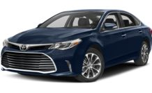 Colors, options and prices for the 2016 Toyota Avalon