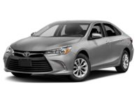 Brief summary of 2018 Toyota Camry vehicle information