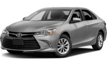 Colors, options and prices for the 2016 Toyota Camry