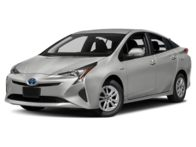Brief summary of 2018 Toyota Prius vehicle information