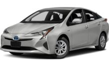 Colors, options and prices for the 2016 Toyota Prius