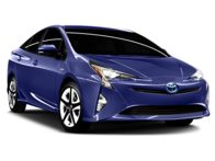 Brief summary of 2016 Toyota Prius vehicle information