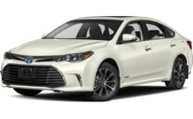 Colors, options and prices for the 2016 Toyota Avalon Hybrid