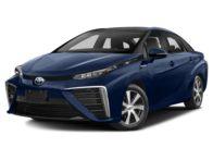 Brief summary of 2018 Toyota Mirai vehicle information