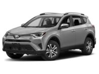 Brief summary of 2016 Toyota RAV4 vehicle information